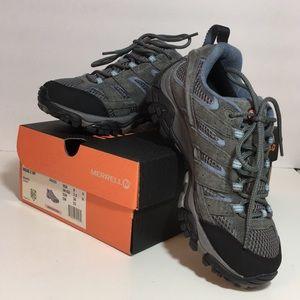 NIB Merrell Moab II Waterproof Hiking Shoe 6